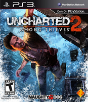 Sony Uncharted 2: Among Thieves Essentials, PS3 PlayStation 3 videogioco