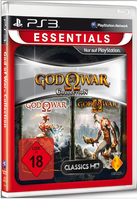 Sony God of War Collection Essentials, PS3 PlayStation 3 videogioco