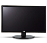 "Acer Essential 196LBMD 19"" IPS Nero monitor piatto per PC"