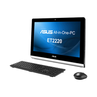 "ASUS ET 2220INTI-B003K 3.3GHz i3-3220 21.5"" 1920 x 1080Pixel Touch screen Nero"