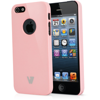 V7 Custodia High Gloss per iPhone 5s | iPhone 5 rosa