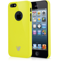 V7 Custodia Candy per iPhone 5s | iPhone 5 giallo