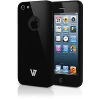 V7 Custodia Metro Anti-slip per iPhone 5s | iPhone 5 nero