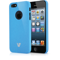 V7 Custodia Metro Anti-slip per iPhone 5s | iPhone 5 blu