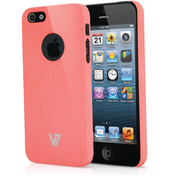 V7 Custodia Metro Anti-slip per iPhone 5s | iPhone 5 rosa