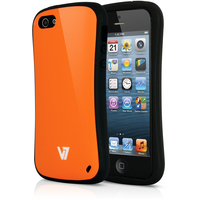 V7 Custodia Extreme Guard per iPhone 5 arancione