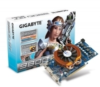 Gigabyte GV-N98TOC-1GH GeForce 9800 GT 1GB GDDR3 scheda video