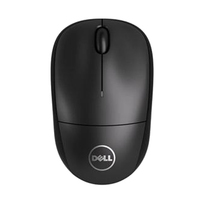 DELL WM123 RF Wireless Nero mouse