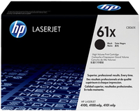 HP 2 x C8061X Laser cartridge 10000pagine Nero