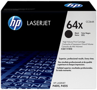 HP 2 x CC364X Laser cartridge 24000pagine Nero