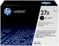 HP 2 x C4127X Laser cartridge 10000pagine Nero
