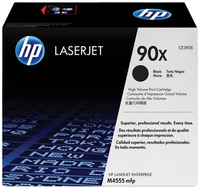 HP 2 x CE390X Laser cartridge 24000pagine Nero