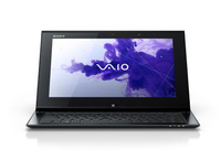 "Sony VAIO Duo 11 1.8GHz i5-3337U 11.6"" 1920 x 1080Pixel Touch screen Nero Computer portatile"