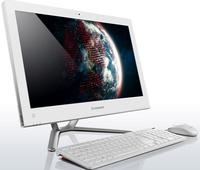 "Lenovo Essential C540 2.7GHz i5-3330S 23"" 1920 x 1080Pixel Bianco PC All-in-one"