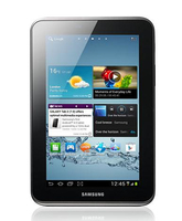 Samsung Galaxy Tab 2 7.0 8GB Nero, Grigio tablet