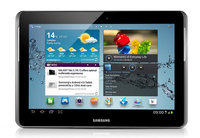 Samsung Galaxy Tab 2 + Norton Mobile 16GB Nero, Grigio tablet