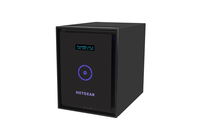 Netgear ReadyNAS 316 Mini Tower Collegamento ethernet LAN Nero