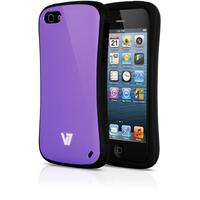 V7 Custodia Extreme Guard per iPhone 5s | iPhone 5 viola
