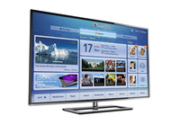 "Toshiba 58L7300U 58"" Full HD Smart TV Wi-Fi Nero LED TV"