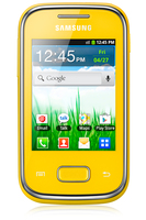 Samsung Galaxy Pocket Plus GT-S5301 SIM singola Giallo