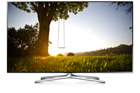 "Samsung UE40F6500SS 40"" Full HD Compatibilità 3D Smart TV Wi-Fi Cromo, Argento LED TV"
