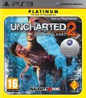 Sony Uncharted 2: Among Thievs, PS3 PlayStation 3 Inglese videogioco