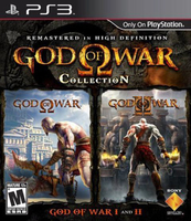Sony God of War: Collection, PS3 PlayStation 3 Inglese videogioco