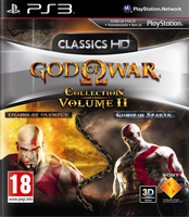 Sony God of War: Collection V.2, PS3 PlayStation 3 Inglese videogioco