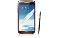 Samsung Galaxy Note II GT-N7100 SIM singola 16GB Marrone