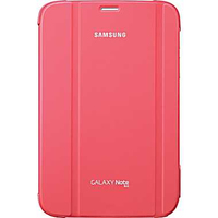 Samsung Book Cover Galaxy Note 8 Cover Rosa