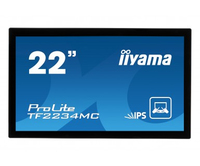 "iiyama TF2234MC 21.5"" 1920 x 1080Pixel Nero monitor touch screen"