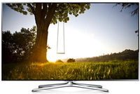 "Samsung UE40F6500SD 40"" Full HD Compatibilità 3D Smart TV Wi-Fi Nero, Argento LED TV"