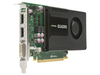 Fujitsu S26361-F2222-L200 Quadro K2000 2GB GDDR5 scheda video