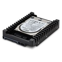 "HP 300GB SATA 10K SFF / 3.5"" Frame 300GB SATA disco rigido interno"