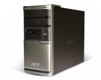 Acer Veriton M464 + AcerAdvantage 1000 & Power PC 2.2GHz E2200 Mini Tower PC