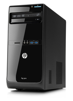 HP Pro 3500 3.3GHz i3-3220 Microtorre Nero PC