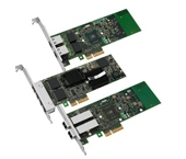 Intel Gigabit ET Quad Port Server Adapter Bulk Pack - 5 1000Mbit/s scheda di rete e adattatore