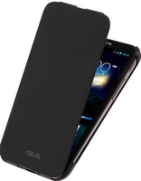 ASUS PadFone 2 Bottom Flip Cover Custodia a libro Nero