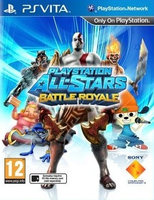 Sony All-Stars: Battle Royale, PS Vita PlayStation Vita videogioco