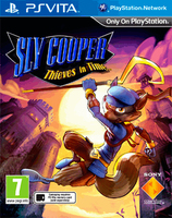 Sony Sly Cooper: Thieves in Time, PS Vita PlayStation Vita videogioco