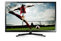 "Samsung PS64F5000AW 64"" Full HD Marrone TV al plasma"