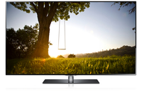 "Samsung UE50F6740SS 50"" Full HD Compatibilità 3D Smart TV Wi-Fi Nero LED TV"
