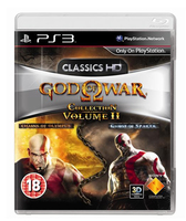 Sony God of War Collection Volume II Basic PlayStation 3 videogioco