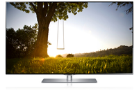 "Samsung UE50F6770SS 50"" Full HD Compatibilità 3D Smart TV Wi-Fi Argento LED TV"
