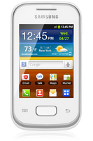 Samsung Galaxy Pocket Plus GT-S5301 SIM singola 4GB Bianco