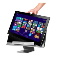 "ASUS ET Transformer AiO P1801 3.1GHz i7-3770S 18.4"" 1920 x 1080Pixel Touch screen Nero"