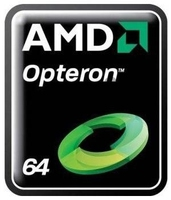 HP AMD Opteron Quad Core (8378) 2.4GHz FIO Kit 2.4GHz 6MB L3 processore