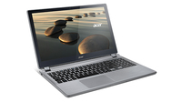 "Acer Aspire 571P 1.8GHz i5-3337U 15.6"" 1366 x 768Pixel Touch screen Acciaio inossidabile Computer portatile"