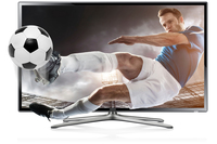 "Samsung UE60F6100AK 60"" Full HD Compatibilità 3D Grigio LED TV"