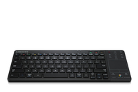 Samsung WIFI TV KEYBOARD VG-KBD2000 Bluetooth QWERTY Inglese Nero tastiera